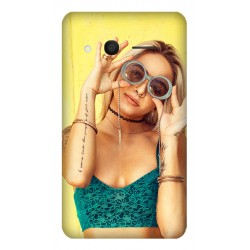 Tilpasset Deksel For Alcatel One Touch Pop D1