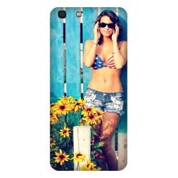Customized Cover For Alcatel X1