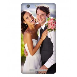 Customized Cover For Gionee Marathon M5