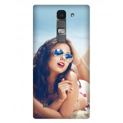 Customized Cover For LG Magna