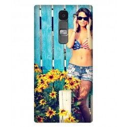 Customized Cover For LG Spirit