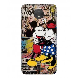 Customized Cover For Motorola Moto C