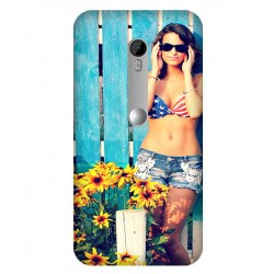 Customized Cover For Motorola Moto G (3rd gen)