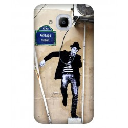 Customized Cover For Samsung Galaxy J2 Pro (2016)