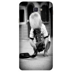 Customized Cover For Samsung Galaxy J7 Prime