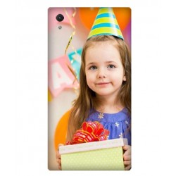 Customized Cover For Sony Xperia M4 Aqua Dual