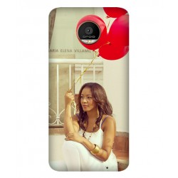 Customized Cover For Motorola Moto Z Force
