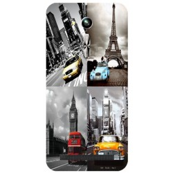 Customized Cover For Asus Zenfone Go ZB452KG