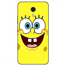 Durable SpongeBob Cover For Gionee A1