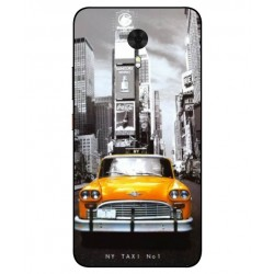 Durable New York Cover For Gionee A1
