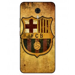 Durable FC Barcelona Cover For Gionee A1