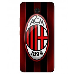 Durable AC Milan Cover For Gionee A1