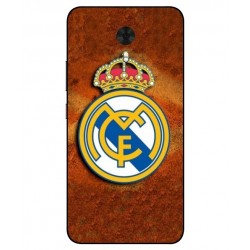 Real Madrid Cover Per Gionee A1