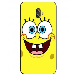 Durable SpongeBob Cover For Gionee A1 Plus