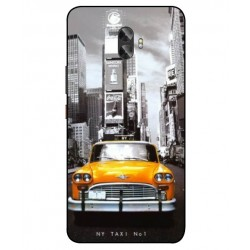 New York Cover Til Gionee A1 Plus