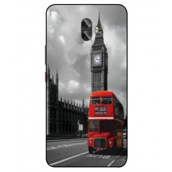 Durable London Cover For Gionee A1 Plus