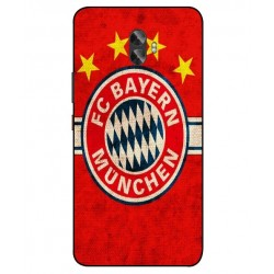 Durable Bayern De Munich Cover For Gionee A1 Plus