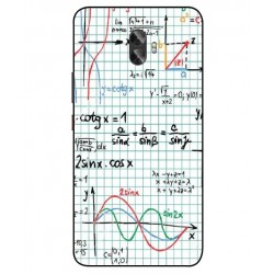 Durable Mathematics Cover For Gionee A1 Plus