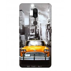 Durable New York Cover For Lenovo K8 Plus