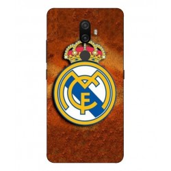 Durable Real Madrid Cover For Lenovo K8 Plus