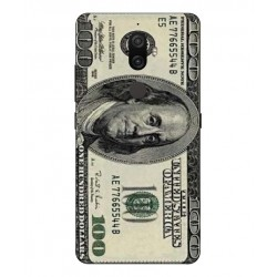 Durable 100 Dollar Note Cover For Lenovo K8 Plus