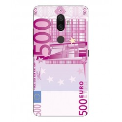 Durable 500 Euro Note Cover For Lenovo K8 Plus