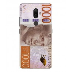 Durable 1000Kr Sweden Note Cover For Lenovo K8 Plus
