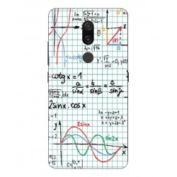 Durable Mathematics Cover For Lenovo K8 Plus