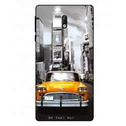 Durable New York Cover For Nokia 3