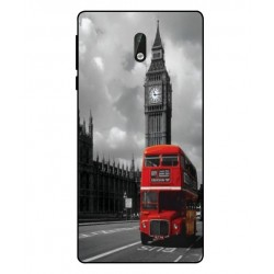 Durable London Cover For Nokia 3
