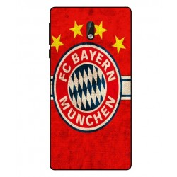 Durable Bayern De Munich Cover For Nokia 3