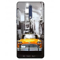Durable New York Cover For Nokia 5