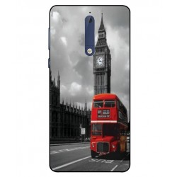 Durable London Cover For Nokia 5