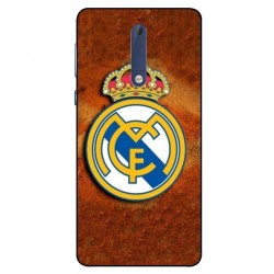 Durable Real Madrid Cover For Nokia 5