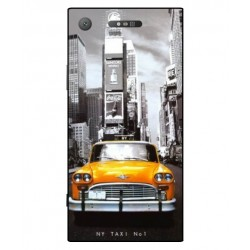 Durable New York Cover For Sony Xperia XZ1