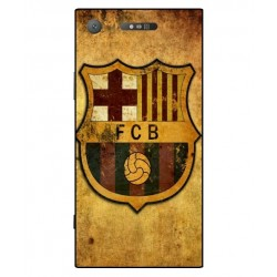Durable FC Barcelona Cover For Sony Xperia XZ1