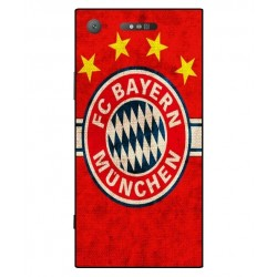 Durable Bayern De Munich Cover For Sony Xperia XZ1