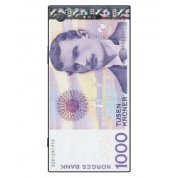 1000 Norwegian Kroner Note Cover For Sony Xperia XZ1