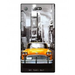 Coque De Protection New York Pour Sony Xperia XZ1 Compact