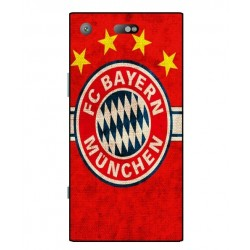 Durable Bayern De Munich Cover For Sony Xperia XZ1 Compact