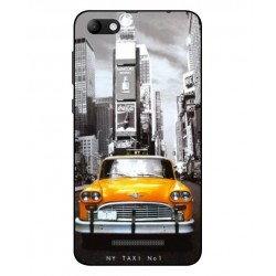 Durable New York Cover For Wiko Jerry Max