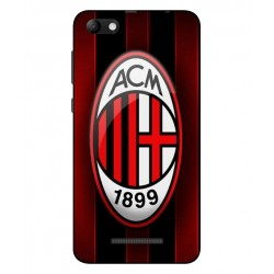 Durable AC Milan Cover For Wiko Jerry Max