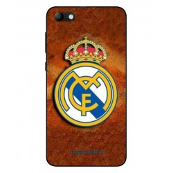 Durable Real Madrid Cover For Wiko Jerry Max