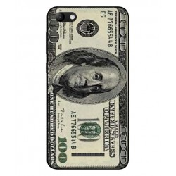 Durable 100 Dollar Note Cover For Wiko Jerry Max