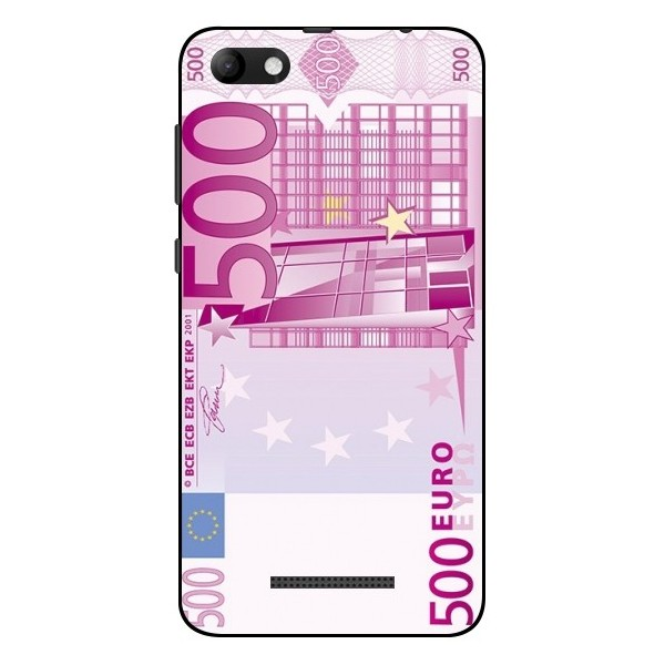 Coque Protection Billet 500 Euro Wiko Jerry Max - 12,95€