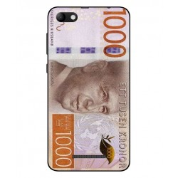 Durable 1000Kr Sweden Note Cover For Wiko Jerry Max