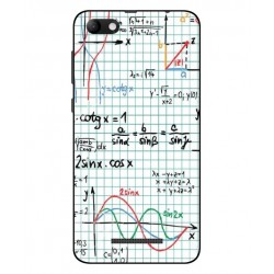 Durable Mathematics Cover For Wiko Jerry Max