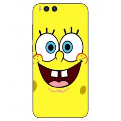 Durable SpongeBob Cover For Xiaomi Mi Note 3