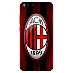 Durable AC Milan Cover For Xiaomi Mi Note 3