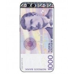 1000 Norwegian Kroner Note Cover For Xiaomi Mi Note 3